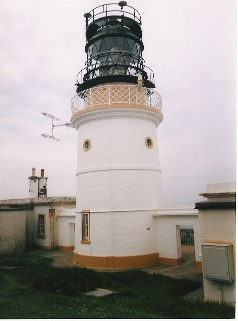 Sumburgh Head Lighthouse - Sumburgh Head Lighthouse -