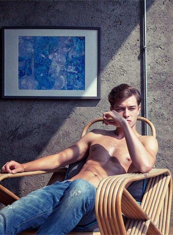 FRANCISCO LACHOWSKI top male model (please follow minkshmink on pinterest)