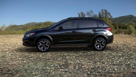 Subaru XV Crosstrek   All New 2015 XV Crosstrek Overview