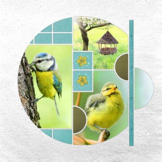 Pack Azza n°3 - Voyage tropical | CDIP Boutique - Logiciel de Généalogie et Scrapbooking