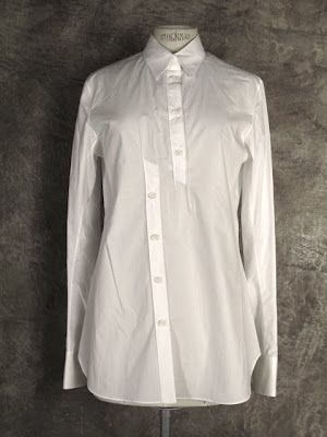Since this is how my shirts look when I'm haphazardly buttoning anyway...