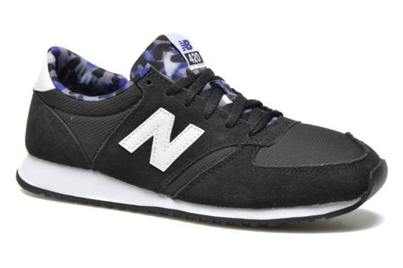Baskets WL420 New Balance vue 3/4