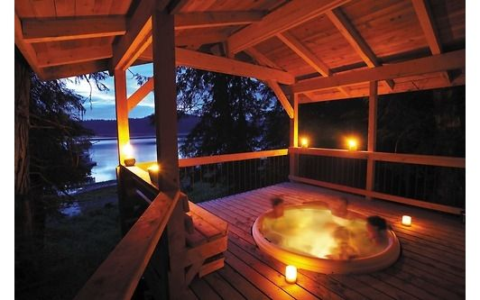 Hot Tub Design Ideas Home And Garden Design Idea 39 S Spa