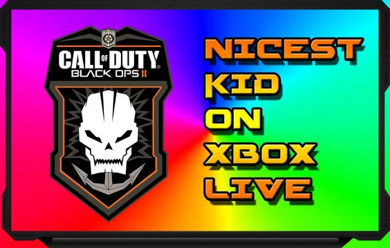 Team Tuesday - Black Ops 2 Funny Moments - Nicest Kid On Xbox Live!