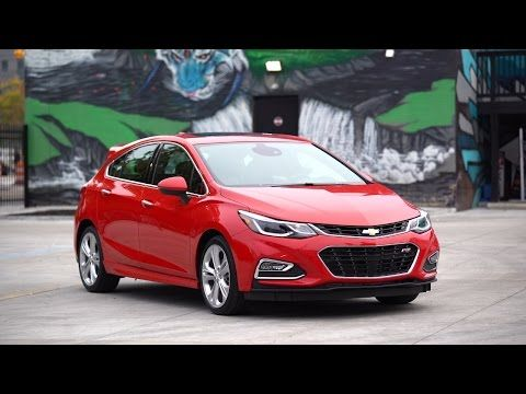 Novo Cruze Hatch 2017 - NoticiasAutomotivas.com.br - YouTube