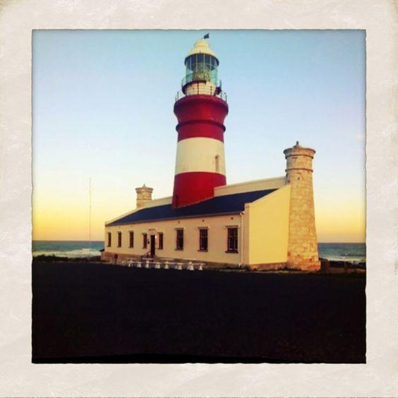 Cape Agulhas Western Cape My Fav Lighthouse :-)