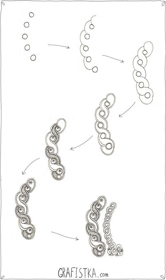 Líneas y curvas y puntos: