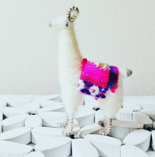 My Owl Barn: Cheerful and Vibrant Needle Felted Sculptures by Doménika Handmade