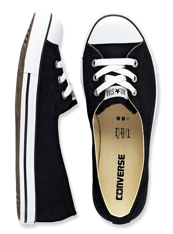 Converse ballet sneakers