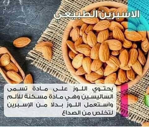 الاسبرين الطبيعي Food Healthy Chia Seeds