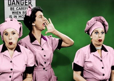 I Love Lucy in color - Page 21 - Sitcoms Online Message Boards - Forums: