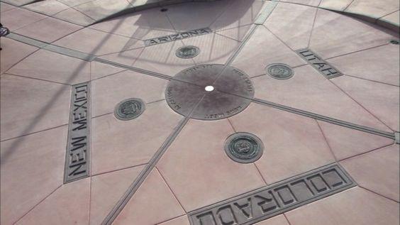 monumento dei quattro angoli - Cerca con Google