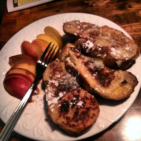 Alma Hill Breads Challah Bread French Toast
