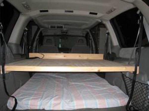 Image Result For Mini Van Camping Camping Pinterest Camper