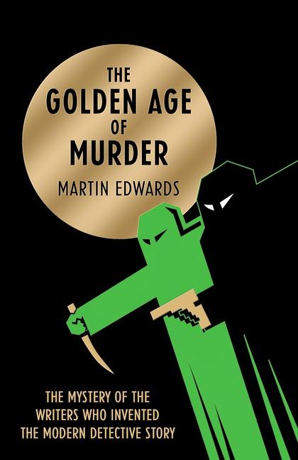 The Golden Age of Murder - Giveaway -  Showcase - Partners in Crime Book Tours