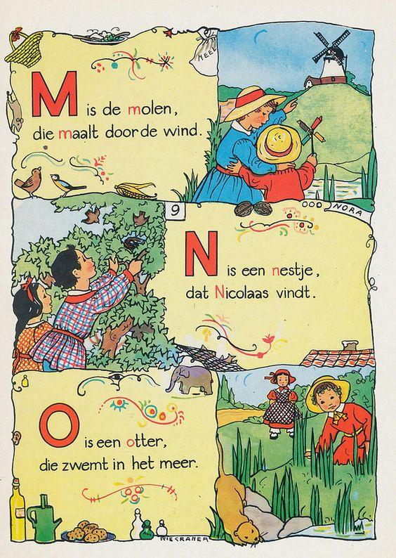 Rie Cramer ABC- M N O:
