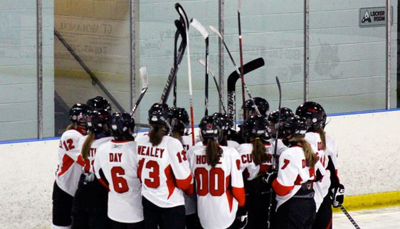 Three stories about three very different girls hockey players, all with one thing in common: All of them tied directly to the sport.