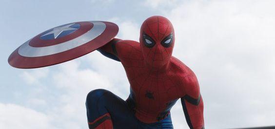 """A poco del estreno de """"Captain America: Civil War"""", la nueva película del Universo Cinematográfico de Marvel, el estudio ha lanzado imágene..."""