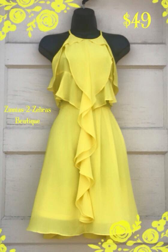 You Are My Sunshine Dress!!!  Perfect for Easter!!! $49 S-M-L