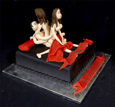 Adult novelty birthday cakes