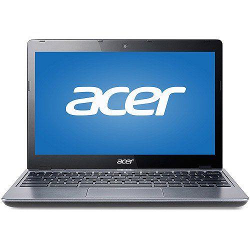 Refurbished Acer Chromebook C720 2844 Laptop 16gbssd 4gb Ram Intel 2955u Cpu Chrome Os Walmart Com Acer Intel Core Chromebook