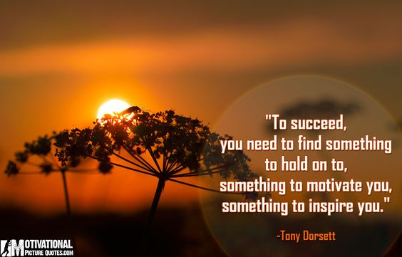 Inspirational Quotes with Pictures by Tony Dorsett