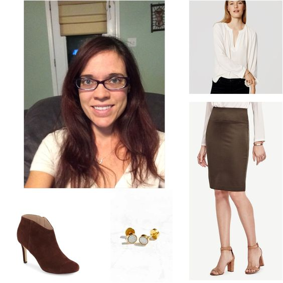 My outfit created just for me by my personal stylist at Snap+Style. #SnapandStyle