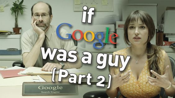 What If Google Search Were a Real Person, Part 2