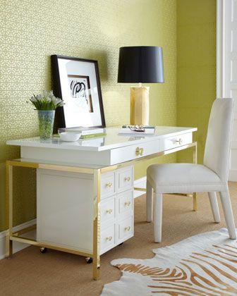 """Aster"" Office Furniture - Neiman Marcus"