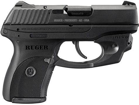 Ruger LC9 pistol. Perfect for concealed carry. Want!