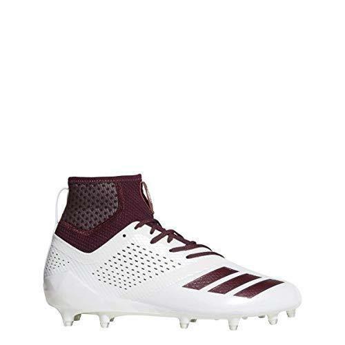 Ebay Link Adidas Adizero 5star 7 0 Mid Cleat Men S Football Adidas Fashion Clothing Shoes Acce White Football Cleats Football Shoes Football Shoulder Pad
