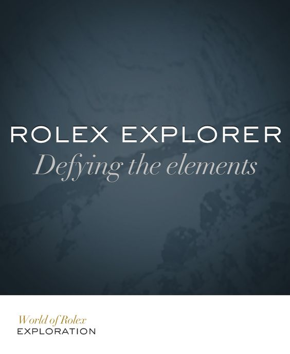 Rolex has long enjoyed a privileged relationship with exploration. Since the late 1920s, Rolex has been using the world as a laboratory to test its watches under real conditions. In this pioneering spirit, it equipped several Himalayan expeditions, whose observations in the harshest environments have had a direct impact on the development of Oyster watches and the quest for greater precision, robustness and reliability. #Exploration #Everest #RolexOfficial
