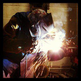 dating a welder