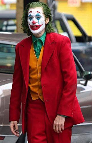 Joker 2019 Joker Suit Joker Film Joker Face
