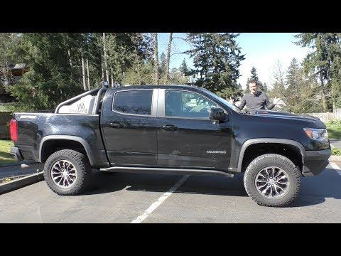 Here S Why The Chevy Colorado Zr2 Is The Coolest Midsize Truck