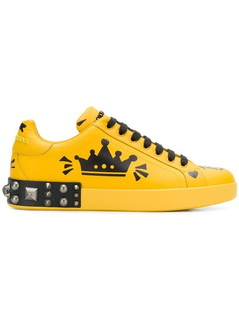 Dolce \u0026 Gabbana Portofino Sneakers In