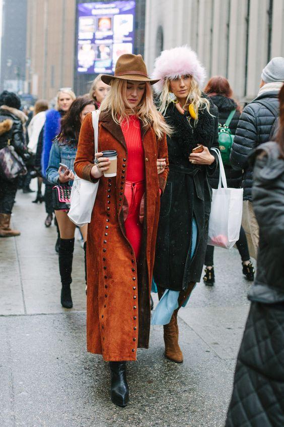 Street Style NYFW Fall 2016