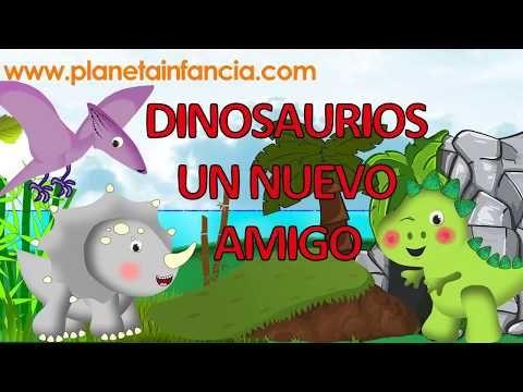 Dinosaurios Un Nuevo Amigo Cuentos Para Niños Videos Infantiles Cuentos Cortos De Cuentos De Dinosaurios Cuentos Personalizados Para Niños Cuentos Con Dibujos