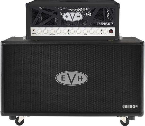 evh 5150 iii 50 watt mini stack guitars pinterest minis and guitar. Black Bedroom Furniture Sets. Home Design Ideas