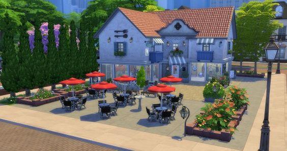 Studio Sims Creation: Vanille Fraise
