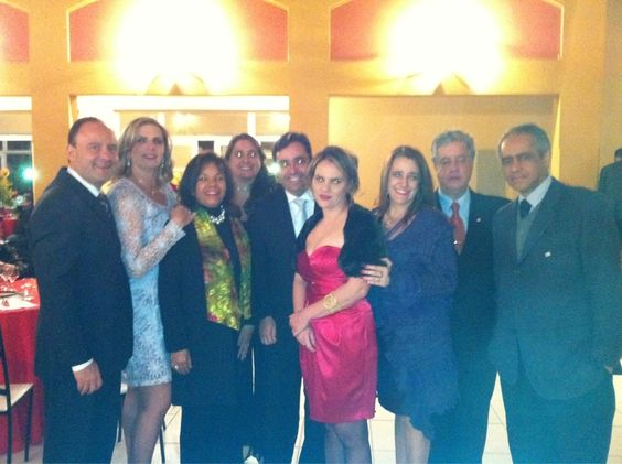 Em São João del-Rei com colegas, dentre eles Silvana Lobo, Raimundinho e Antônio Nohmi