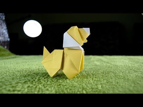 How to Make an Easy Origami Penguin - YouTube | 360x480
