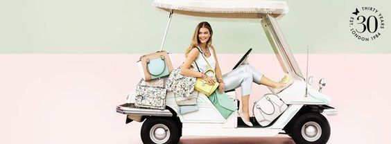 Nina Agdal for Accessorize Spring Summer 2014 Campaign   FashionMention