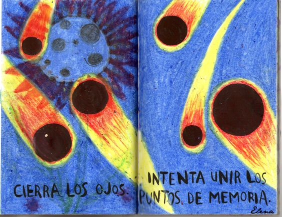Connect the dots / Une los puntos. Wreck This Journal. Destroza este diario. #wreckthisjournal #destrozaestediario