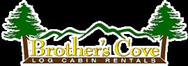 Brothers Cove Log Cabin Rentals