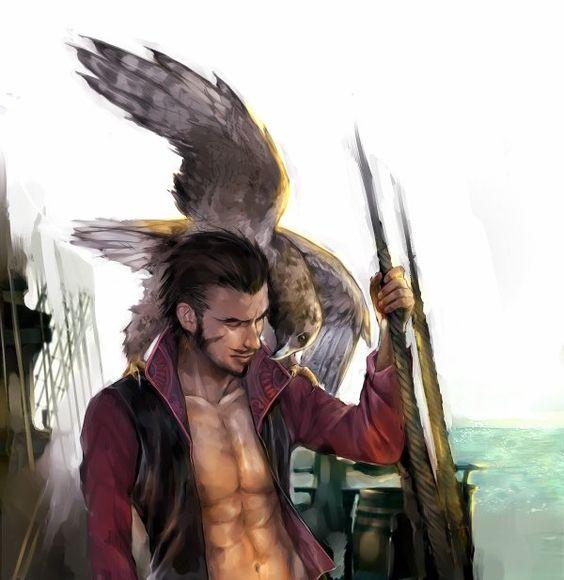 One Piece Dracule Mihawk: