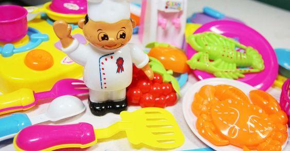 Những món đồ chơi không thể thiếu trong bộ sưu tập của mọi bé gái