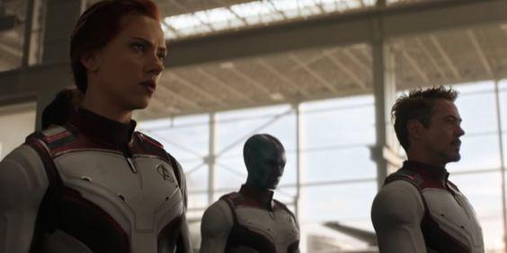 Iron Man aka Tony Stark is back in Avengers: Endgame!