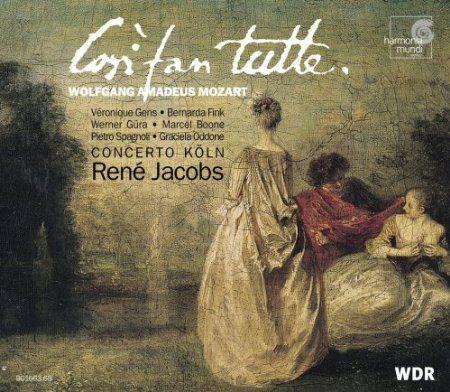 Mozart - Così fan tutte / Concerto Köln · Jacobs: Amazon.de: Musik