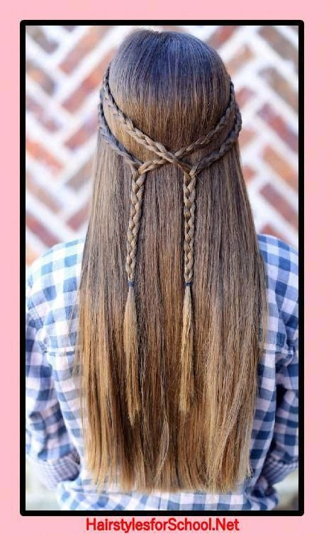 Hair Styles For School Hairstyles To School For Girls 12 Years Old Girls Hairstyles School Years H Little Girl Hairstyles Hair Styles Baby Girl Hairstyles